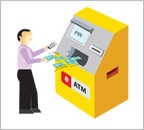 Now, withdraw from ATMs without card