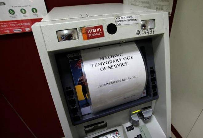 Four reasons why ATMs will remain crippled for two months
