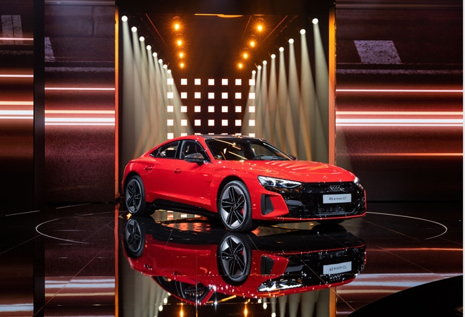 Audi reveals its most powerful EV e-tron GT; check price, features