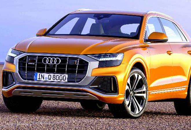 Audi Q8 SUV to launch in India in January 2020
