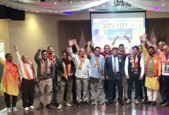 Not just India, Modi supporters kick off celebrations in Australia too