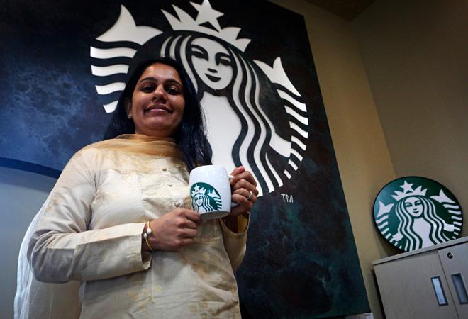 Tata Starbucks CEO Avani Davda