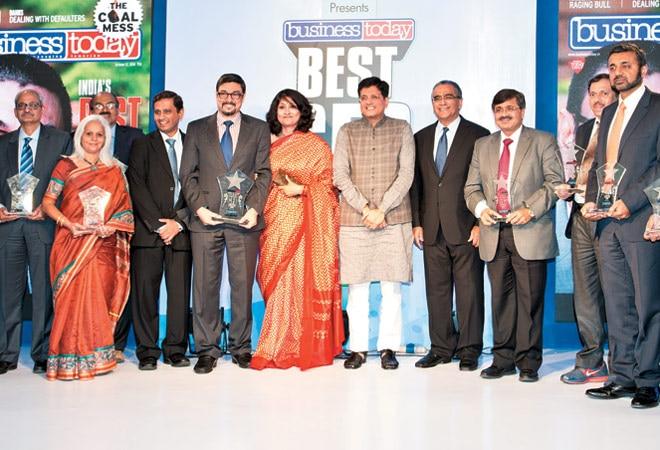 India's Best CFOs award winners