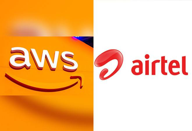 Airtel ties up with Amazon Web Services to provide cloud-based solutions to enterprises