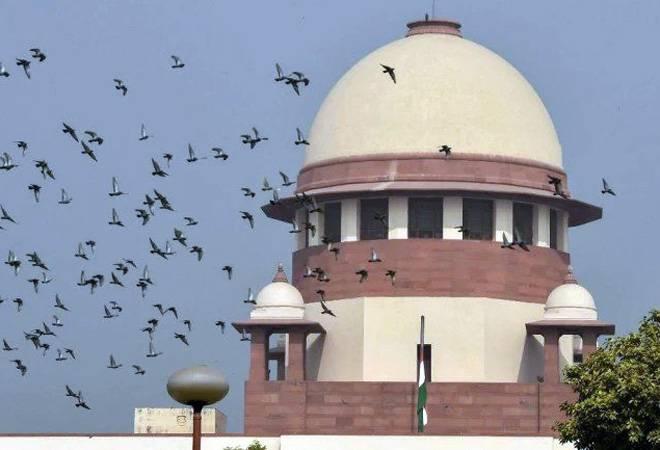 Maharashtra govt formation: Sena-NCP-Cong move SC against Maharashtra governor; hearing at 11:30 am on Sunday