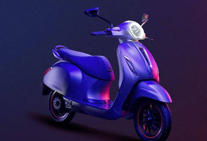 Chetak electric scooter to be launched today. Here's all that you can expect