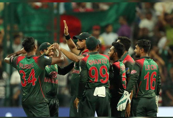 Bangladesh to host two T20s between Asian XI and World XI