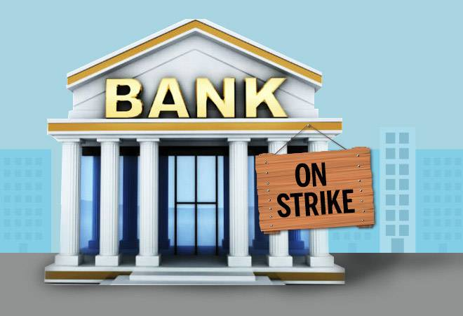 Two-day bank strike to start tomorrow after conciliatory efforts fail