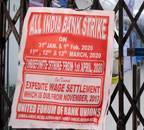 Trade unions hold nationwide strike against govt's policies