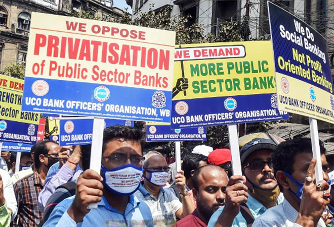 Banking services hit across country due to 2-day bank strike
