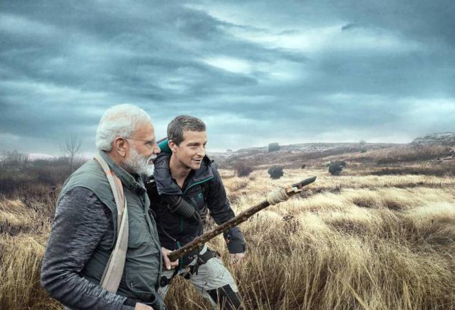 'Not in my culture to kill,' says PM Modi in new video of Bear Grylls' show Man vs Wild