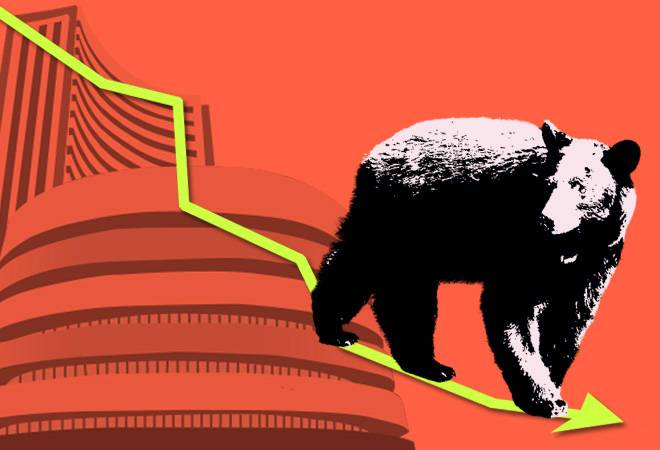Share Market update: Sensex closes 304 points lower, Nifty loses 87 points to 12,168; Tech Mahindra, Bajaj Auto, RIL top losers