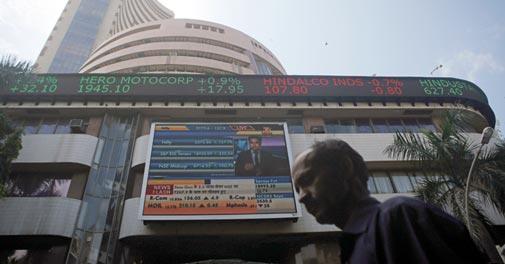 Sensex falls 252 points, closes below 21k level