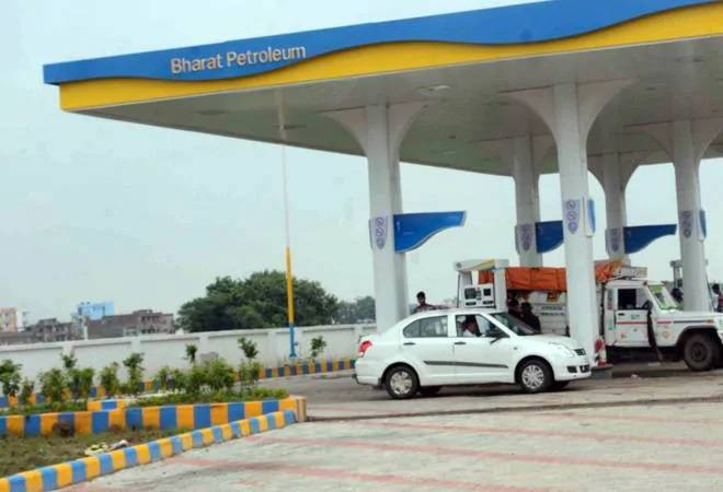 BPCL shares rally 10% intraday on global oil companies' interest in stake buying