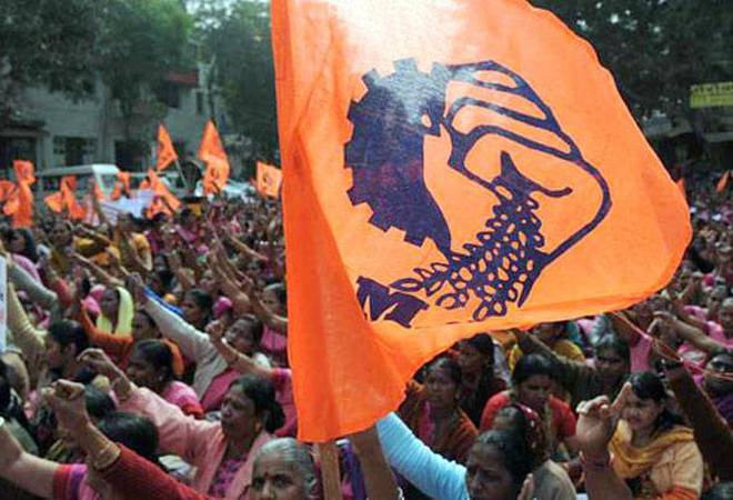 RSS affiliate trade union Bharatiya Mazdoor Sangh opposes Modi govt's disinvestment plans