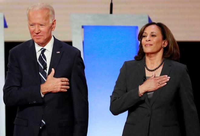 Joe Biden, Kamala Harris named Time's 'Person of the Year' 2020