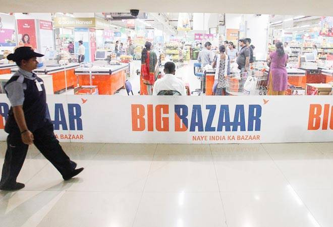 Coronavirus: Big Bazaar delivery services to remain open during 21-day lockdown