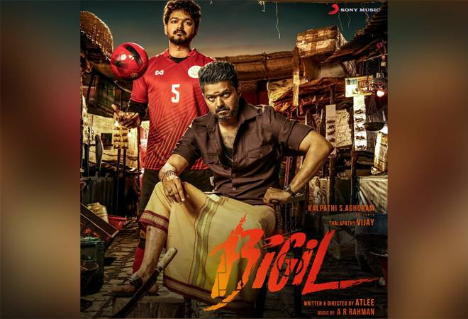 Bigil Box Office Collection Day 3 : Vijay starrer a raging hit; makes over Rs 100 crore