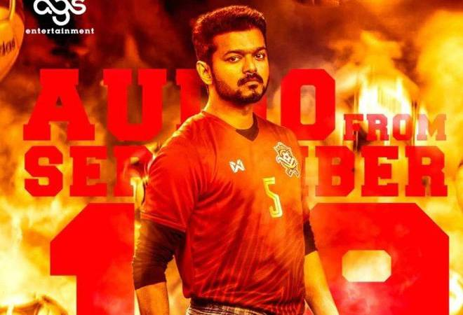 Bigil Box Office Collection Day 13: Thalapathy Vijay's film emerges as the top-grosser in overseas markets