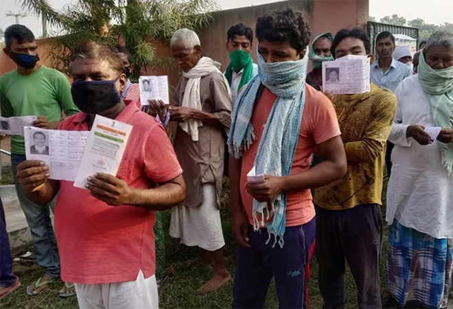 Bihar election 2020: Voting begins for 78 assembly seats in last phase