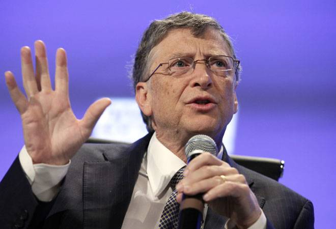 Bill Gates endorses Aadhaar scheme; says it doesn't pose privacy issues