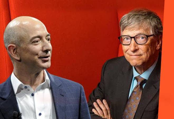 Amazon founder Jeff Bezos no longer the world's richest man; Bill Gates back at number 1