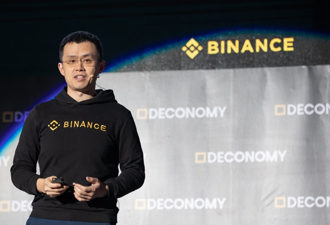 'Banning cryptocurrencies as currency is not possible,' says Changpeng Zhao of Binance