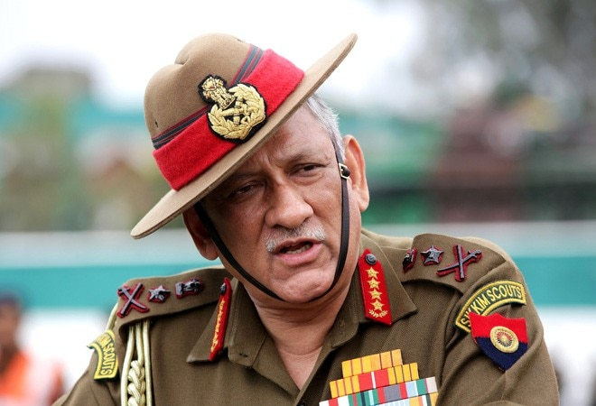 India's defence exports to rise to Rs 35,000 crore in 5 years: Army chief Bipin Rawat