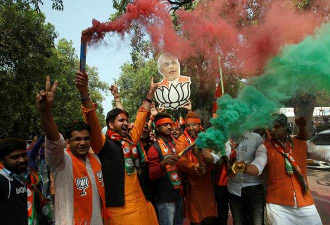 MCD poll results: Here's how politicians reacted to BJP's win