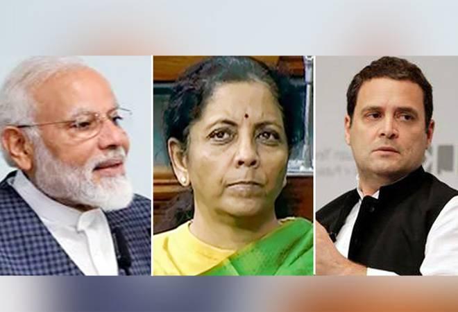 'Problem solved': Rahul Gandhi tells PM Modi to sack Finance Minister Nirmala Sitharaman