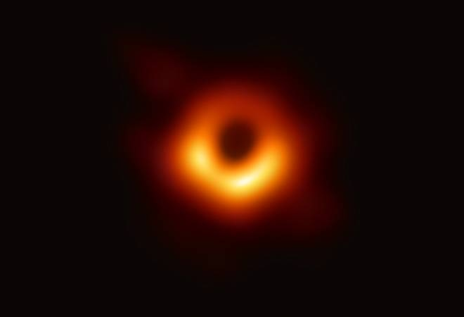 Historic achievement! First-ever image of black hole released