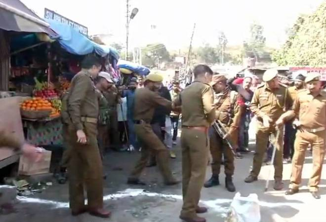Jammu bus stand blast: One dead; person who threw grenade arrested