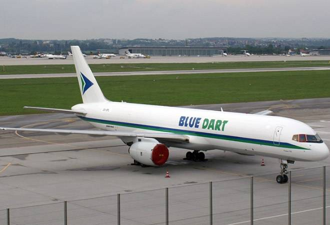 Blue Dart to raise average shipment price by 9.6% from January 1
