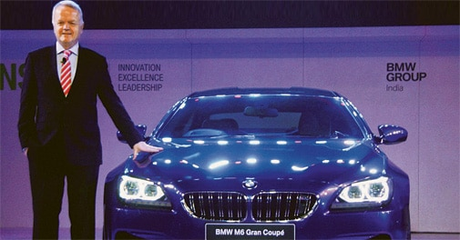 BMW launches M6 Gran Coupe at Rs 1.75 crore