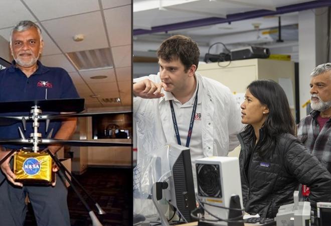 Meet Bob Balram: The IITian behind NASA's first flight on Mars