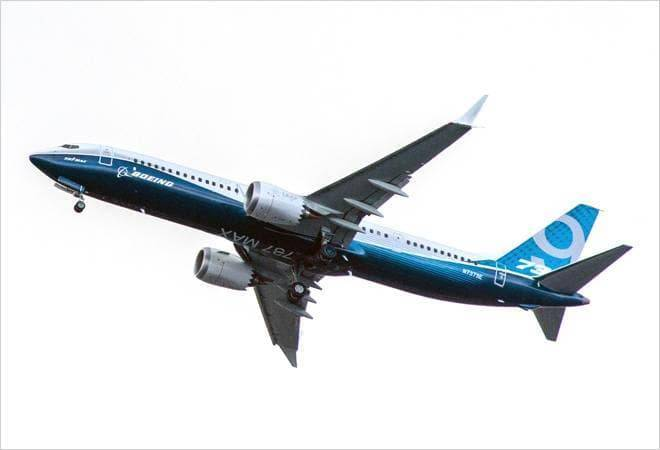 Boeing CEO says updates to the flight-control software on 737 MAX now complete