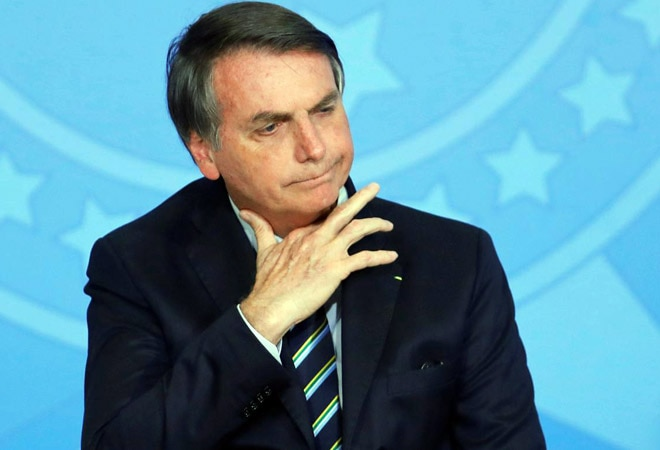 COVID-19 vaccine may turn people into 'crocodile': Brazilian President Bolsonaro