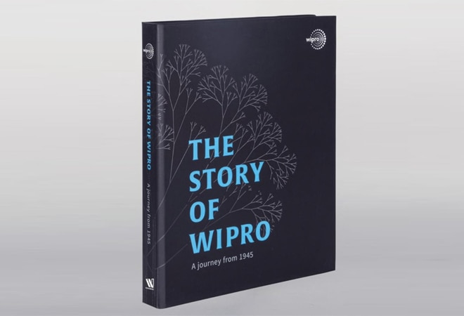 Wipro turns 75! New book chronicles firm's journey from vegetable oil maker to global IT powerhouse