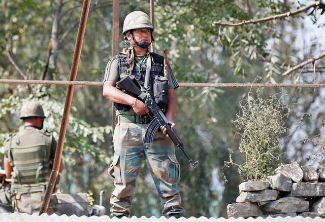 Pakistani troops violate ceasefire along LoC, fire towards Indian positions