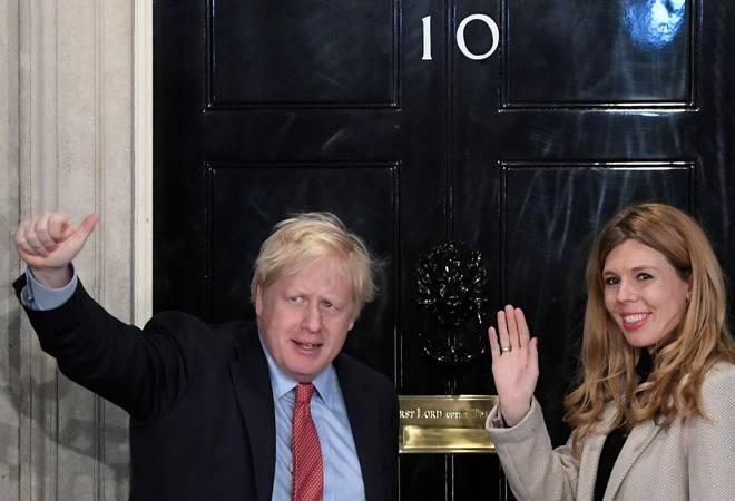 UK PM Boris Johnson names newborn after doctor who treated him for coronavirus