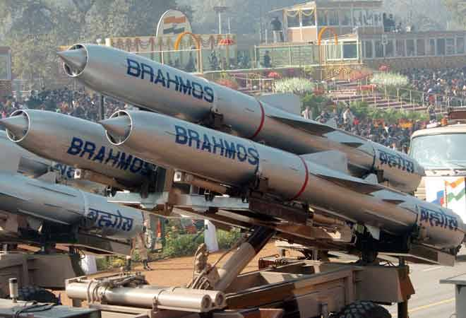 IAF successfully test fires aerial version of BrahMos missile