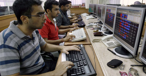 Sensex, Nifty hit fresh record high on capital inflows