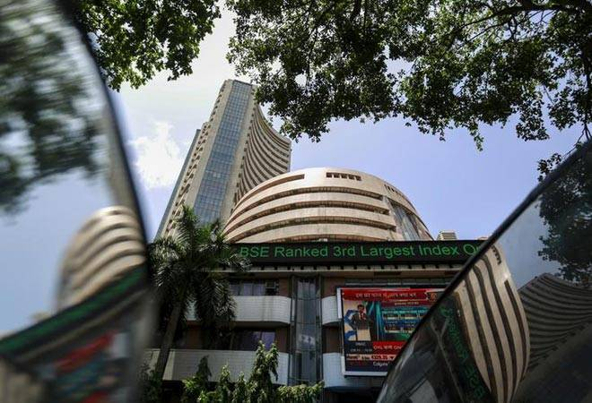 Sensex, Nifty open at fresh record highs; Airtel, RIL top gainers