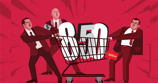 The Battle for Indian Retail