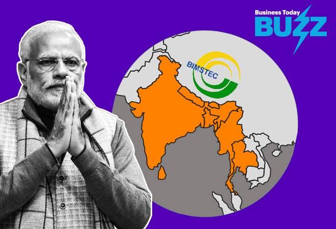 BT Buzz: Why PM Modi's BIMSTEC invite is not mere neighbourhood handshake