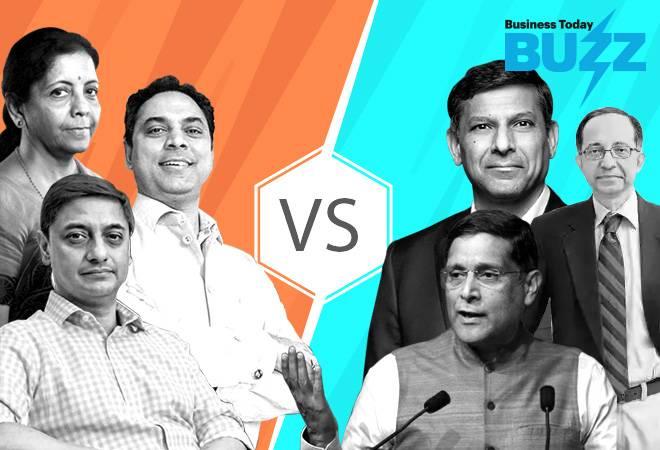 BT Buzz: It's your economics vs mine for adamant, deadlocked Modi govt economists!