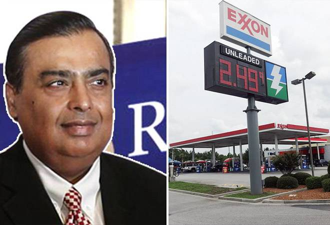 RIL is now world's second largest oil company; overtakes ExxonMobil
