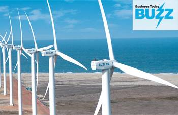 BT Buzz: Debt laden Suzlon stares at stake sale to stay afloat