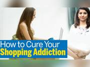 Watch: How to cure your shopping addiction