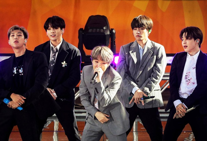 K-pop band BTS named TIME magazine's entertainer of the year 2020
